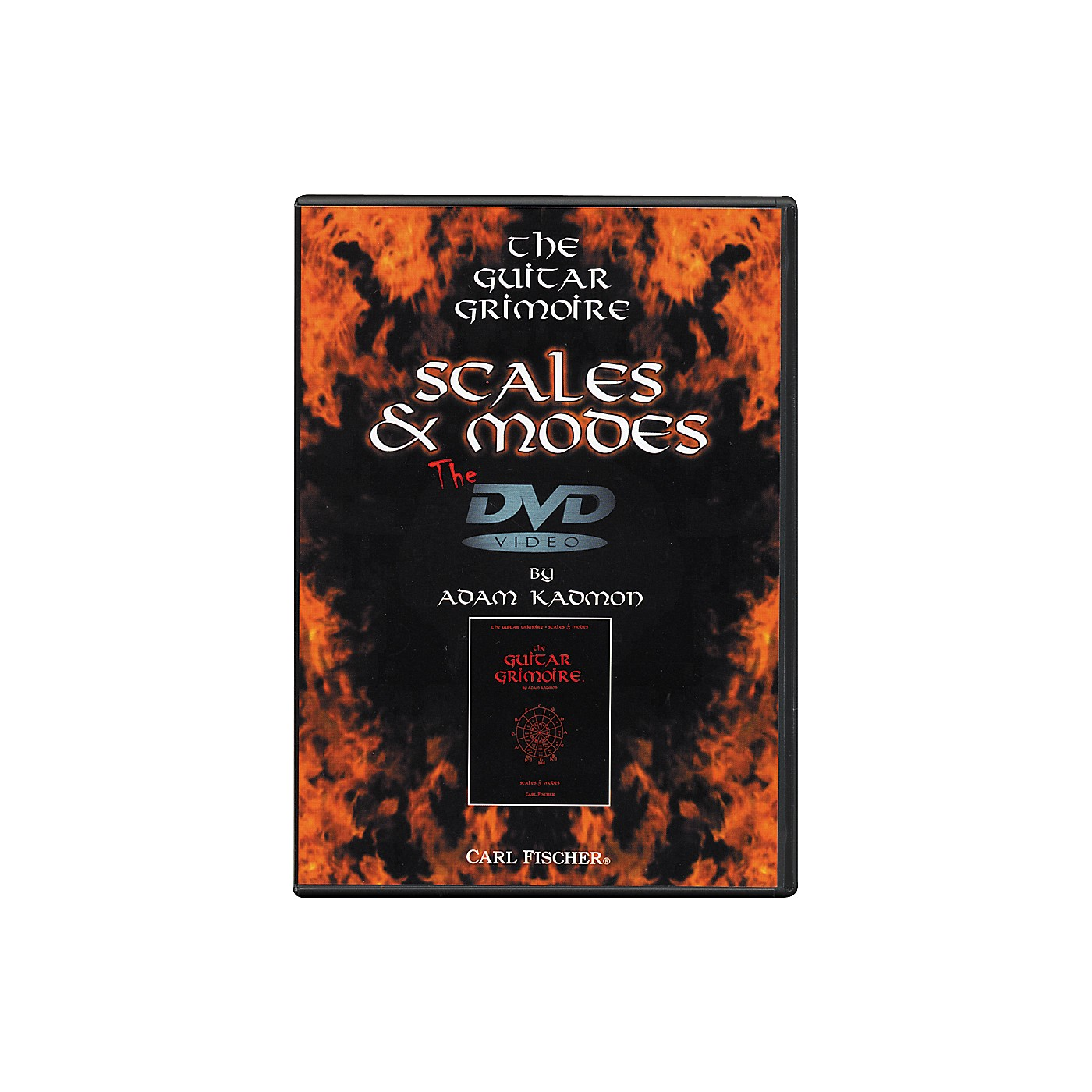 Carl Fischer Guitar Grimoire Vol. 1 Scales and Modes DVD thumbnail