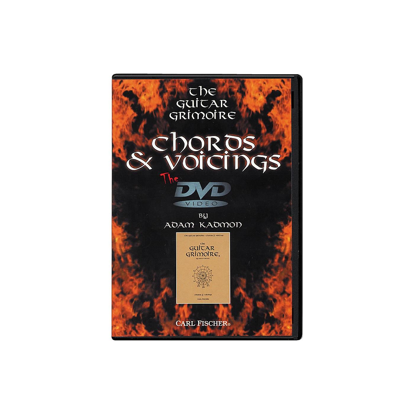 Carl Fischer Guitar Grimoire Vol. 2 Chords and Voicings DVD thumbnail