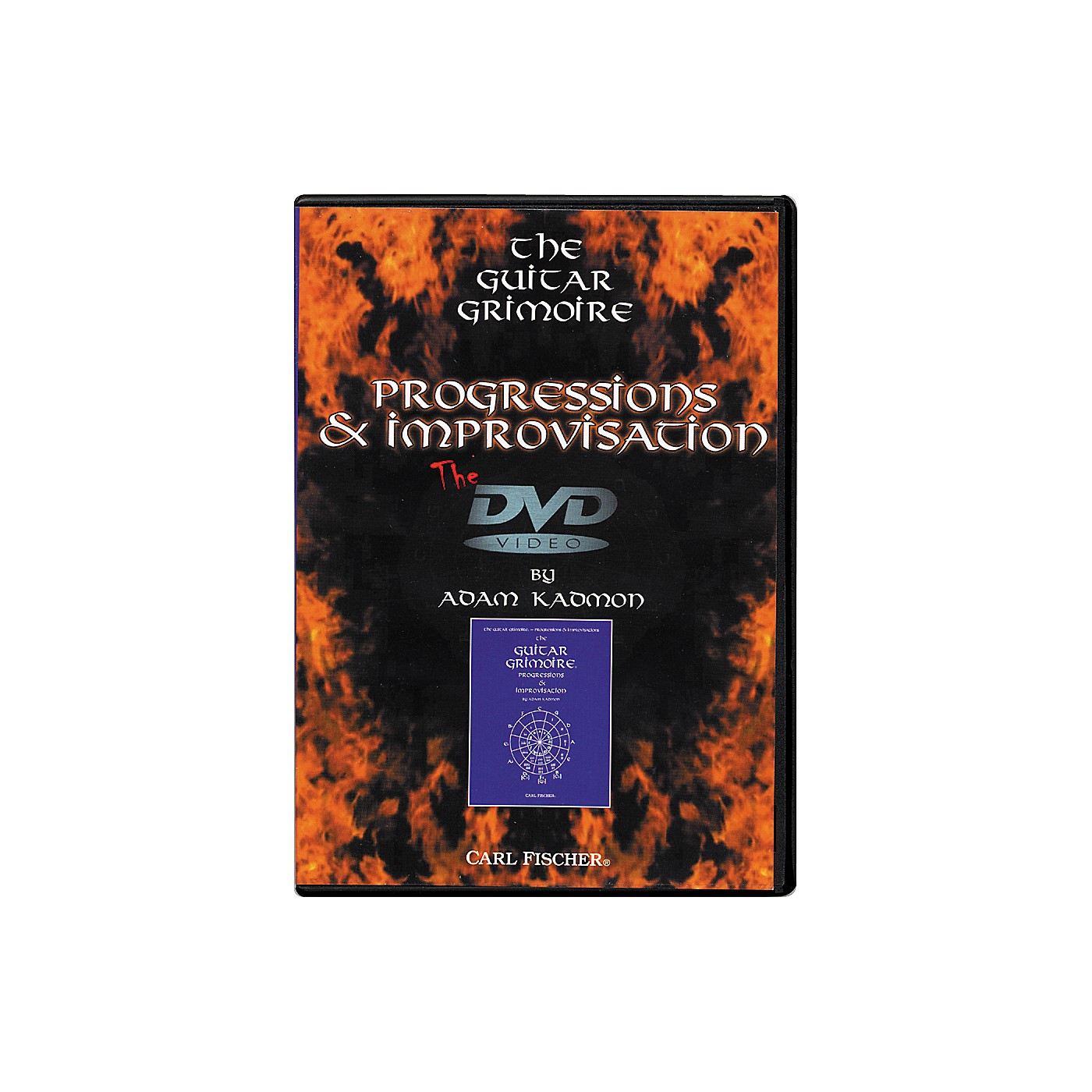 Carl Fischer Guitar Grimoire Vol. 3 Progressions and Improvisations DVD thumbnail