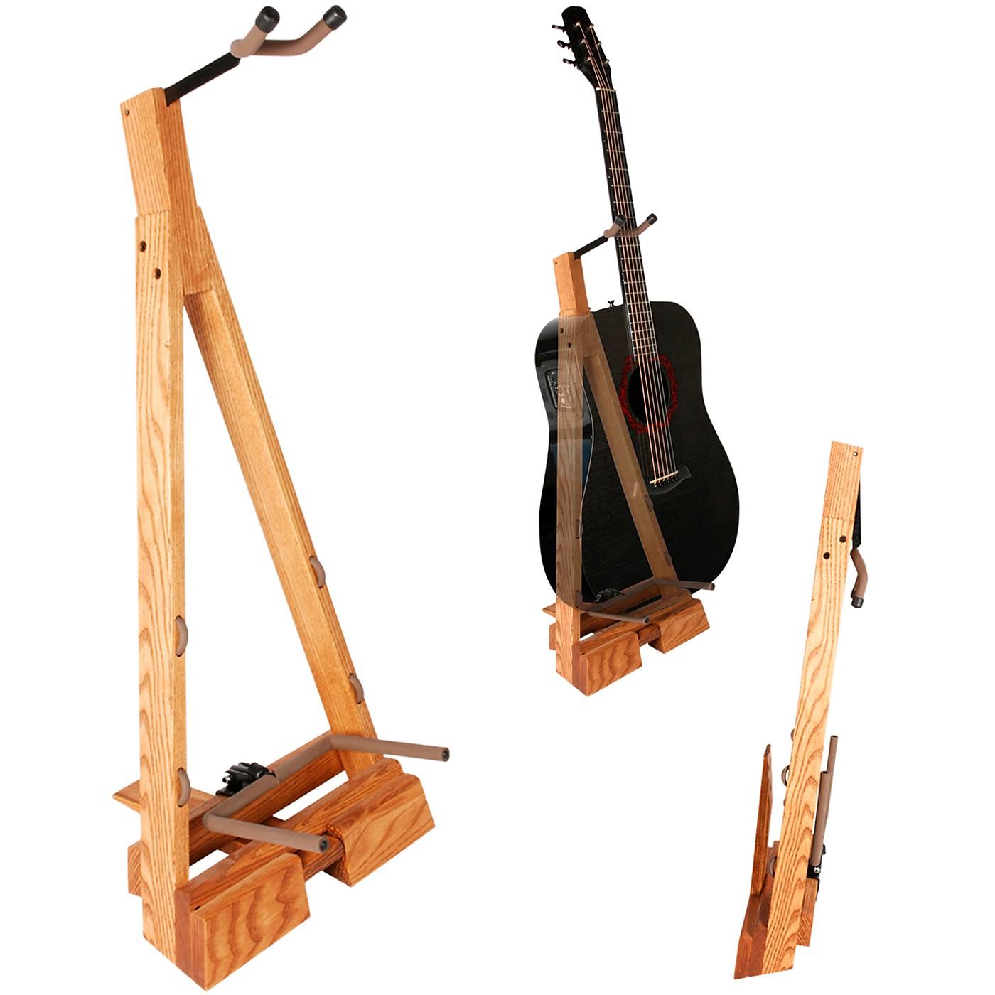 String Swing Guitar Hardwood Floor Stand thumbnail