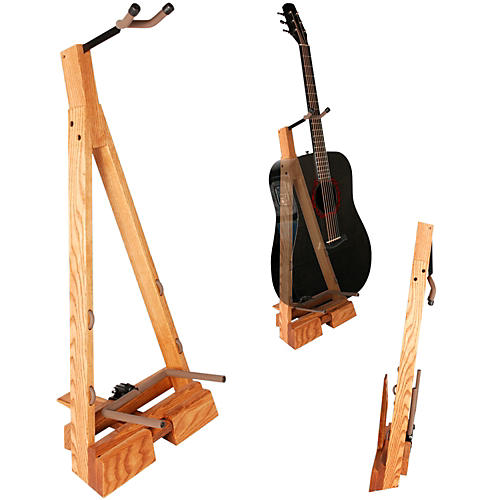String Swing Guitar Hardwood Floor Stand thumbnail