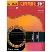 Hal Leonard Guitar Method - Book 2 Book/CD
