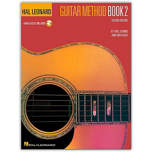 Hal Leonard Guitar Method - Book 2 Book/CD-thumbnail