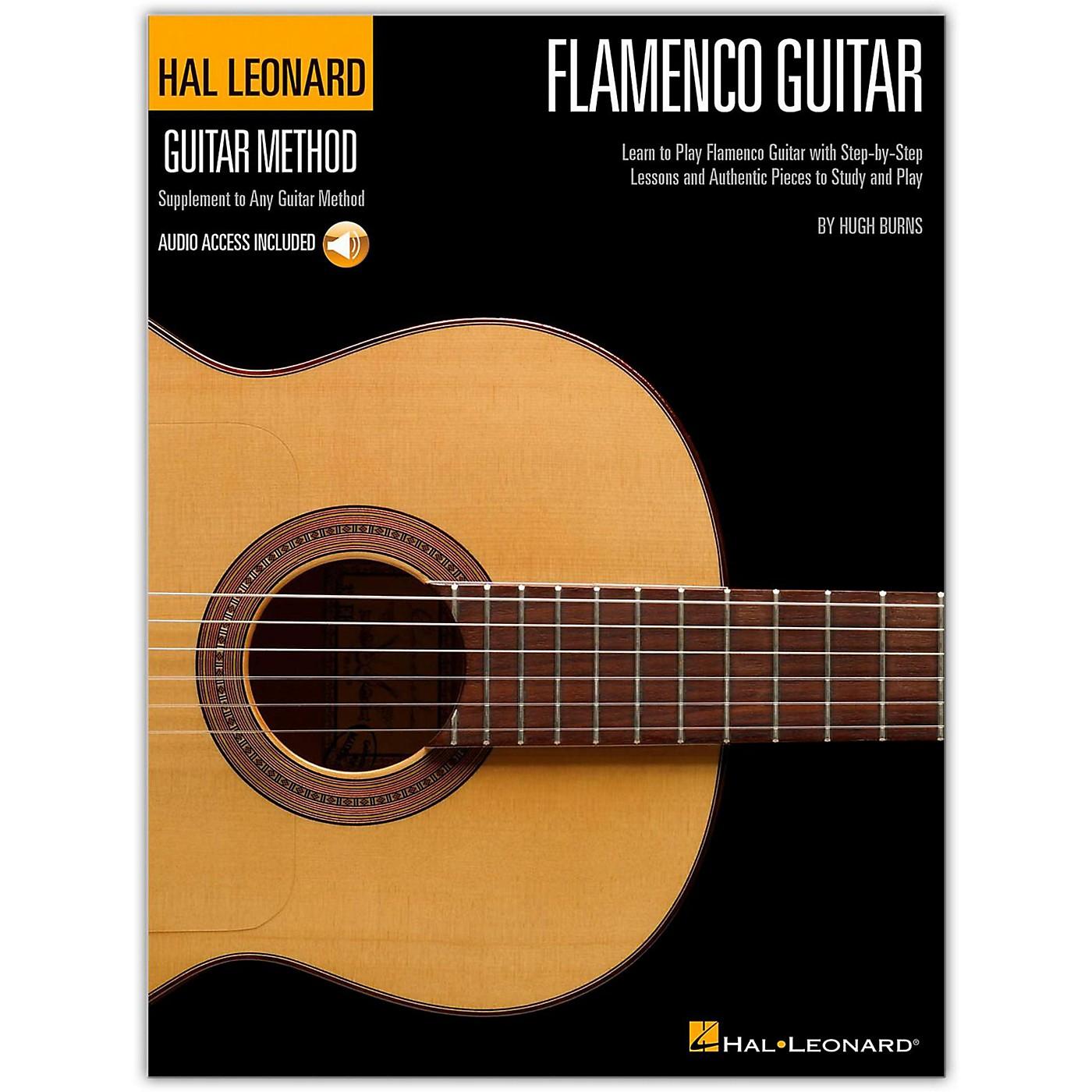 Hal Leonard Guitar Method - Flamenco Guitar (Book/Online Audio) thumbnail
