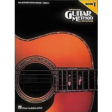 Hal Leonard Guitar Method Book 1