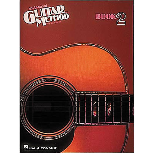 Hal Leonard Guitar Method Book 2 thumbnail