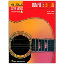 Hal Leonard Guitar Method Complete Edition (Book/CD)