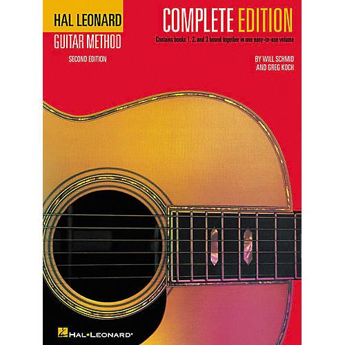Hal Leonard Guitar Method, Second Edition - Complete Edition thumbnail