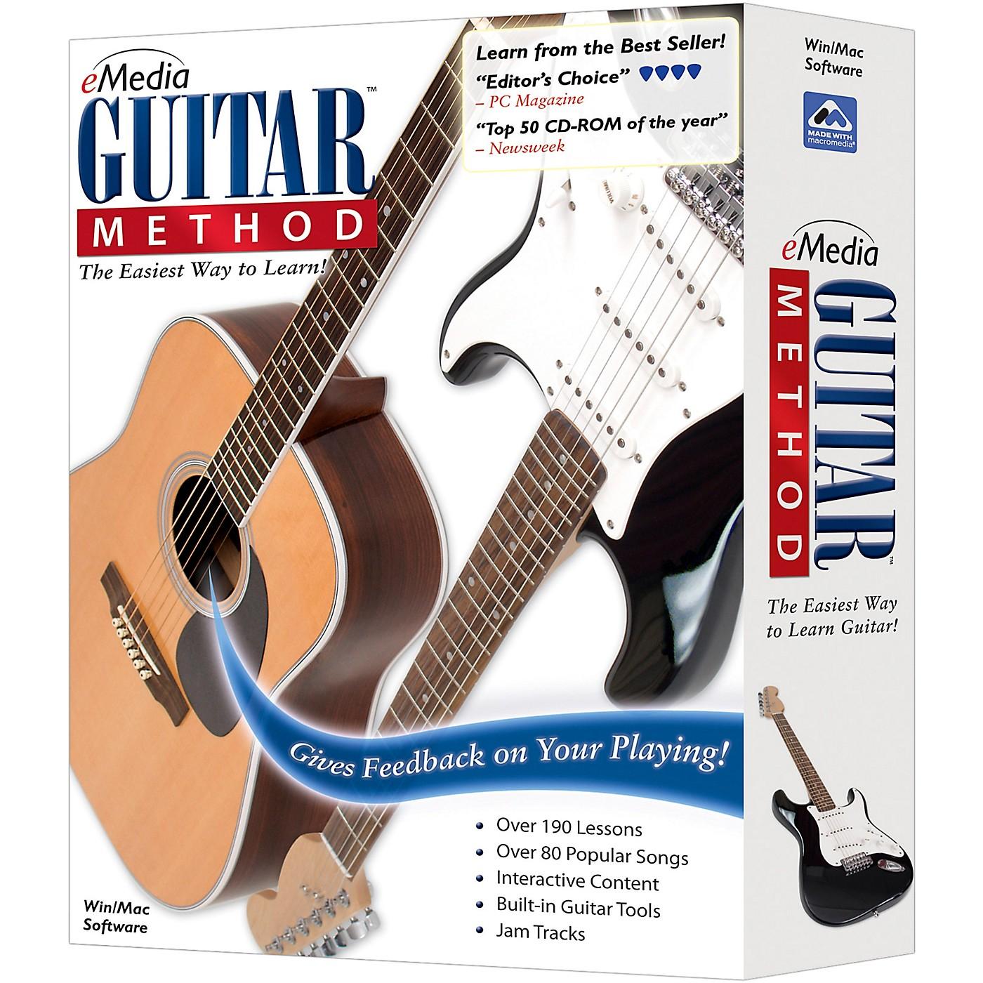 eMedia Guitar Method v6 thumbnail