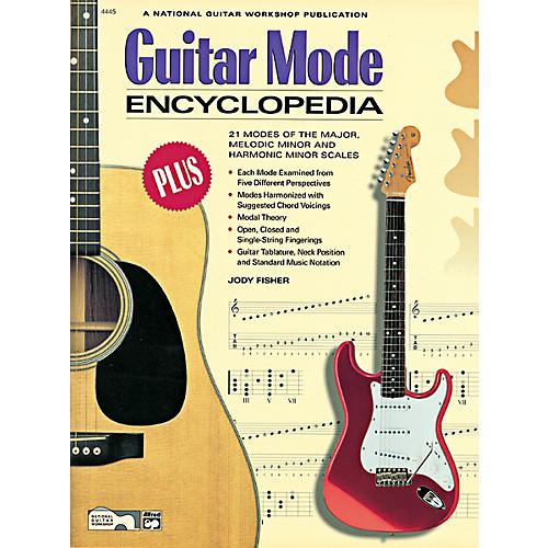 Alfred Guitar Mode Encyclopedia Book thumbnail