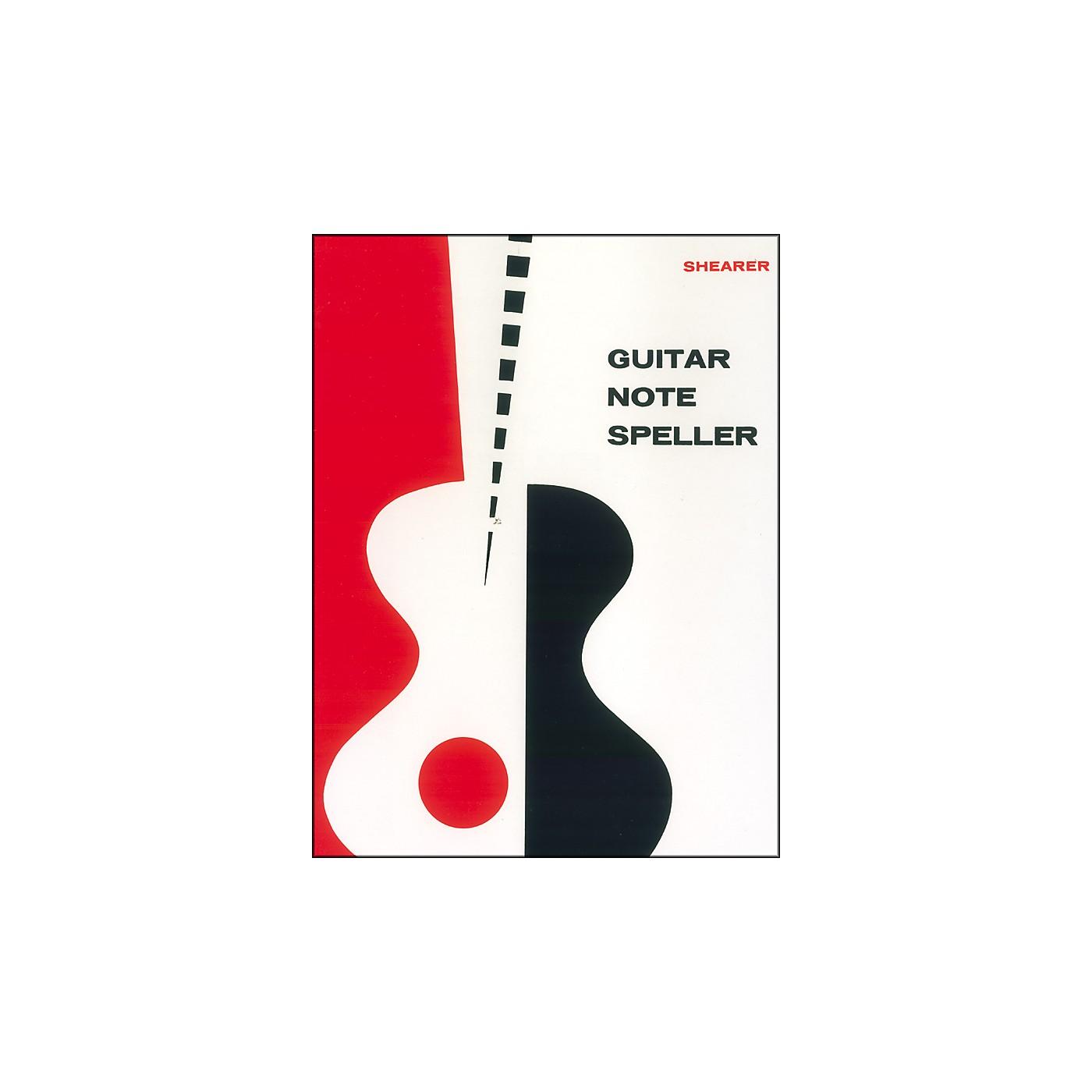 Alfred Guitar Note Speller thumbnail