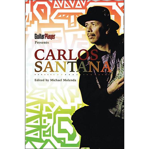 Backbeat Books Guitar Player Presents: Carlos Santana Book-thumbnail