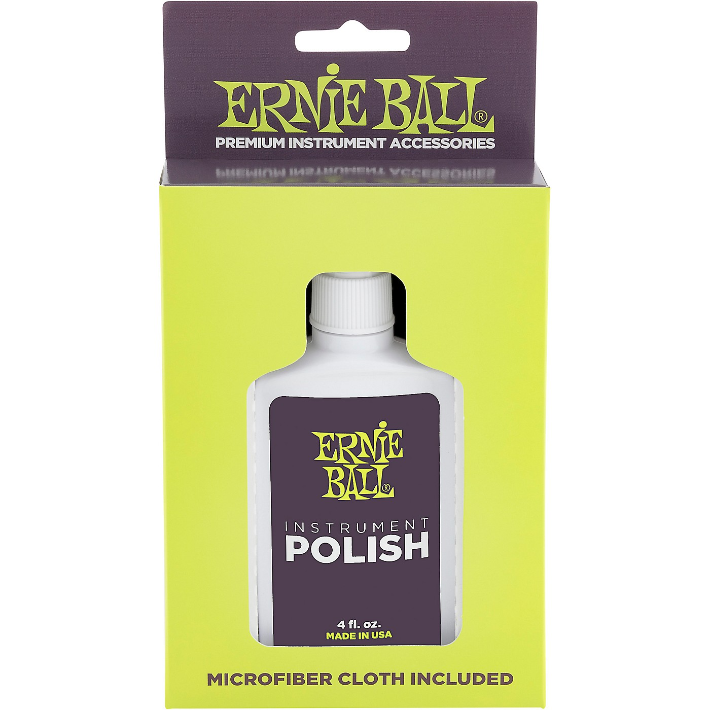 Ernie Ball Guitar Polish And Cloth thumbnail