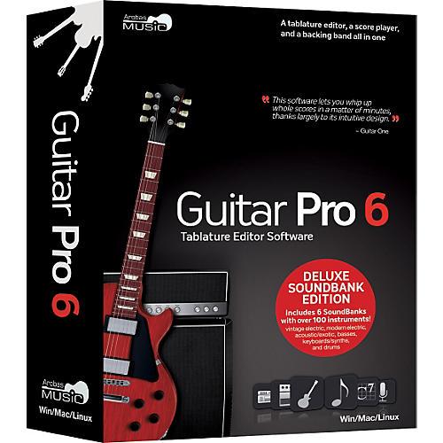 Emedia Guitar Pro 6.0 Deluxe Soundbank CD-ROM thumbnail