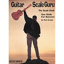 Creative Concepts Guitar Scale Guru Book