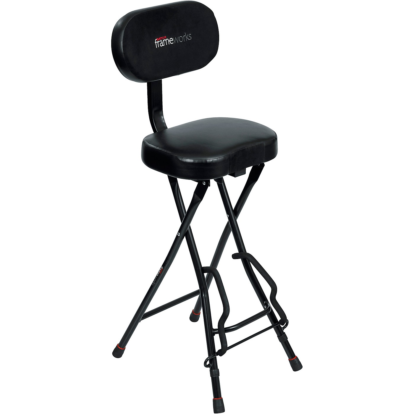 Gator Guitar Seat and Stand Combo thumbnail