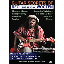 "Alfred Guitar Secrets of Regi ""The Teacha"" Wooten DVD"