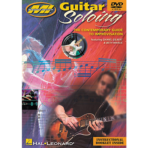 Musicians Institute Guitar Soloing - The Contemporary Guide to Improvisation (DVD) thumbnail