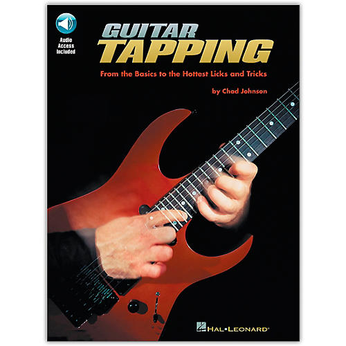 Hal Leonard Guitar Tapping (Book/Online Audio) thumbnail