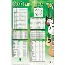 Hal Leonard Guitar Theory Poster