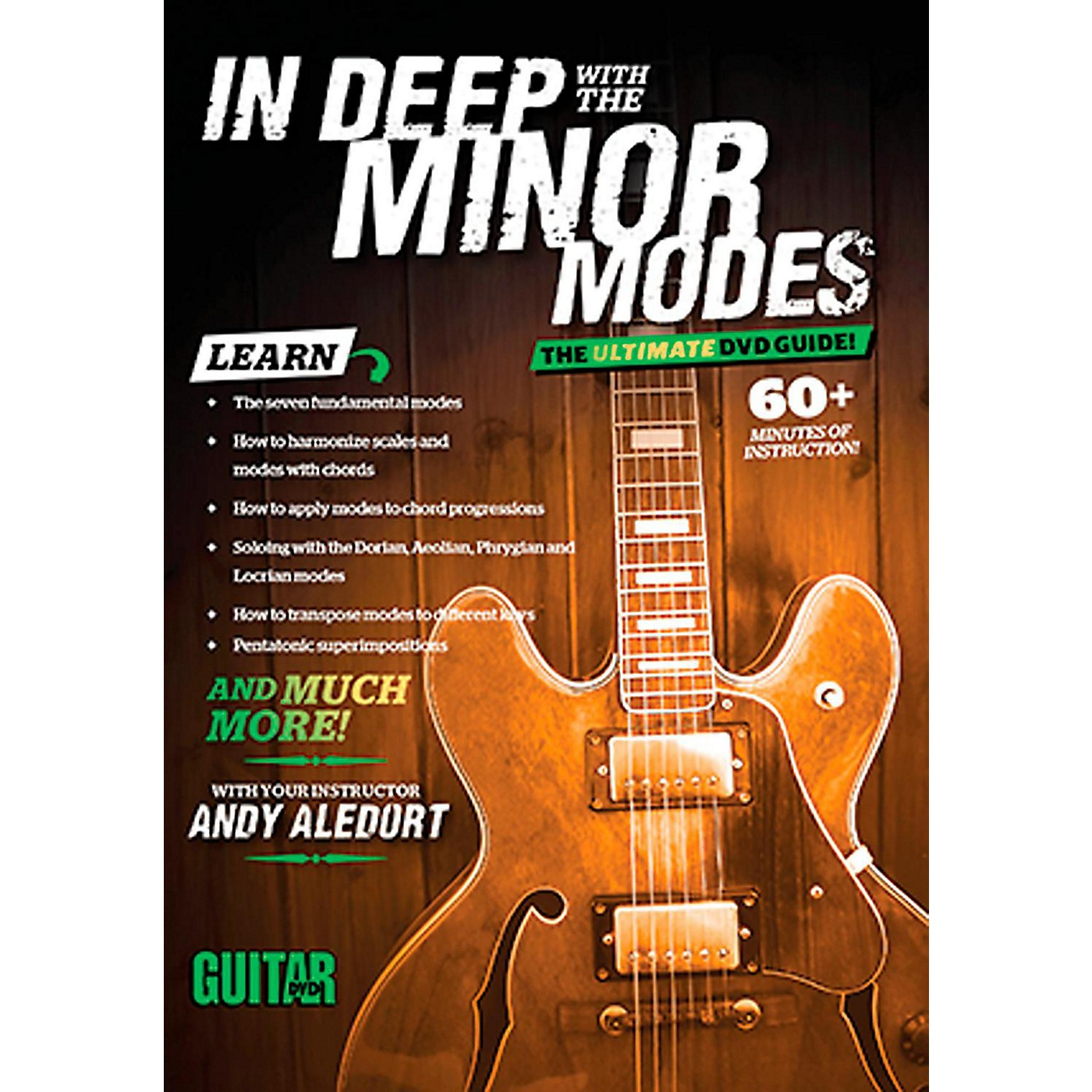 Guitar World Guitar World: In Deep with the Minor Modes DVD Intermediate thumbnail