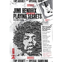 Guitar World Guitar World: Jimi Hendrix Playing Secrets Intermediate DVD