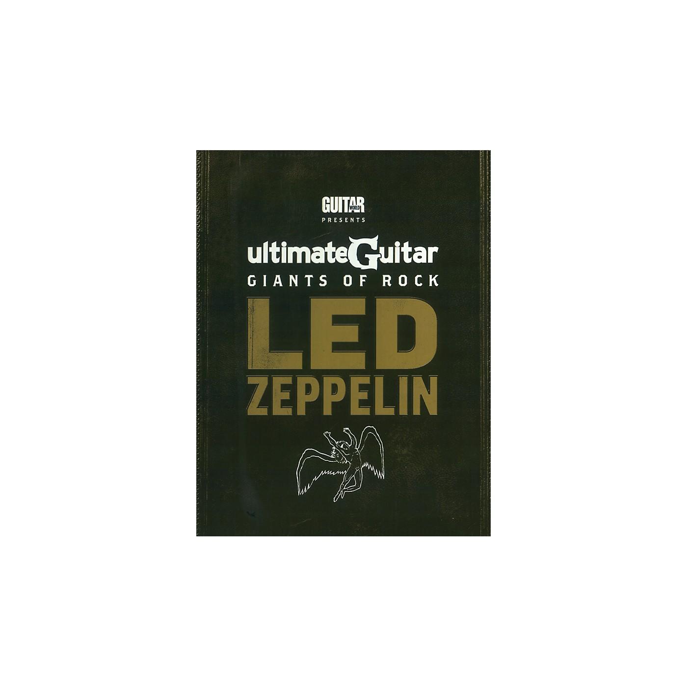 Guitar World Guitar World Led Zeppelin Box Set (Book/DVD plus extras) thumbnail