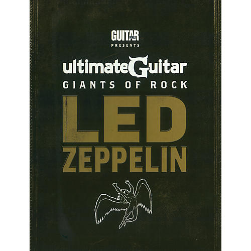 Guitar World Guitar World Led Zeppelin Box Set (Book/DVD plus extras) thumbnail