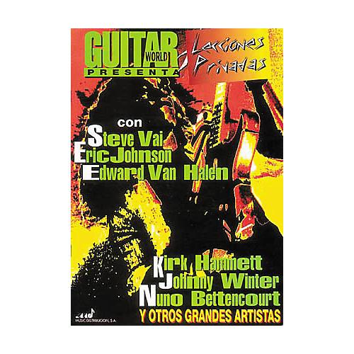 Hal Leonard Guitar World Presents Private Lessons Guitar Tab Spanish (Book) thumbnail