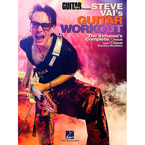 Hal Leonard Guitar World Presents Steve Vai's Guitar Workout thumbnail