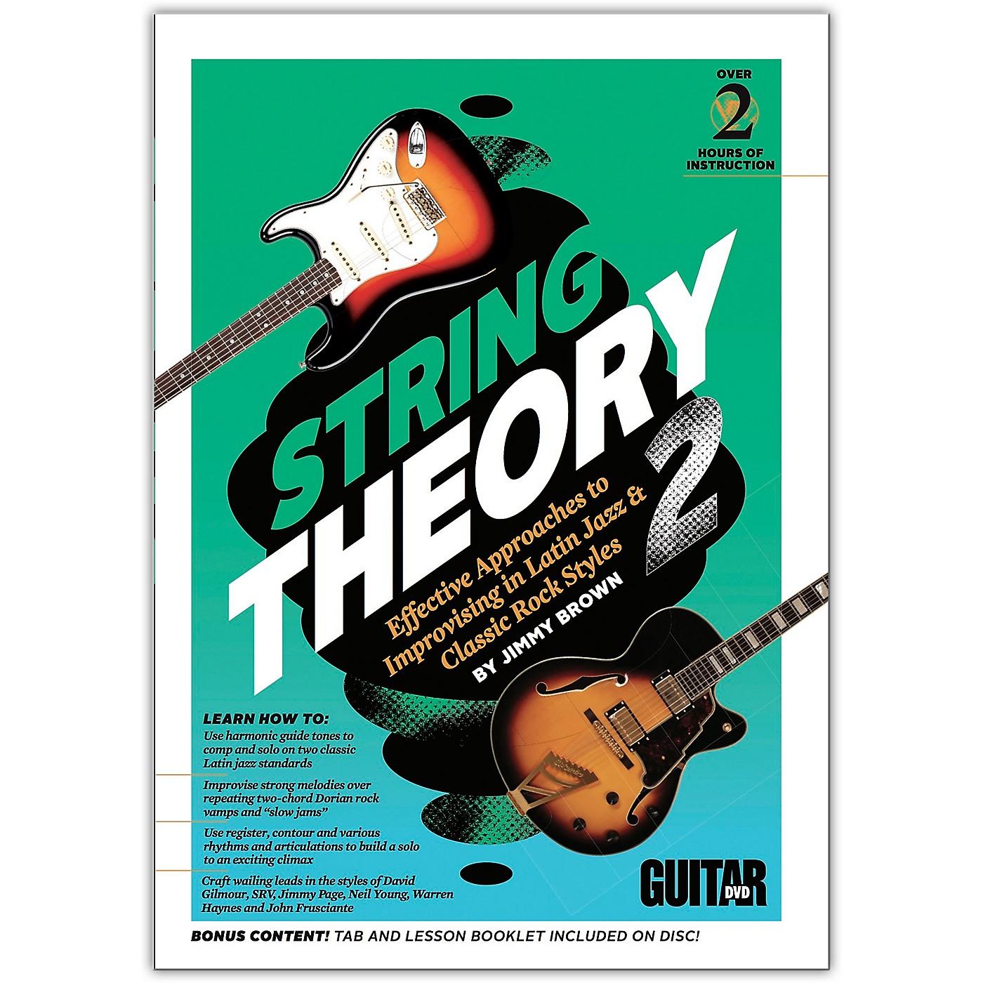 Guitar World Guitar World: String Theory 2 DVD Intermediate thumbnail