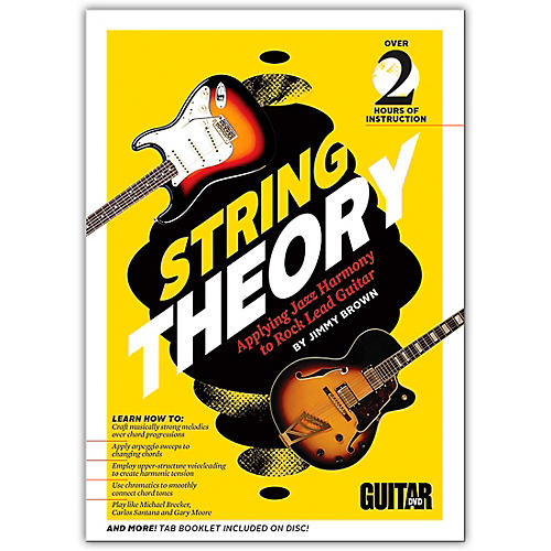 Guitar World Guitar World: String Theory DVD thumbnail