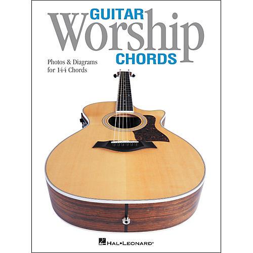 Hal Leonard Guitar Worship Chords (Guitar Worship Method Series) Book thumbnail