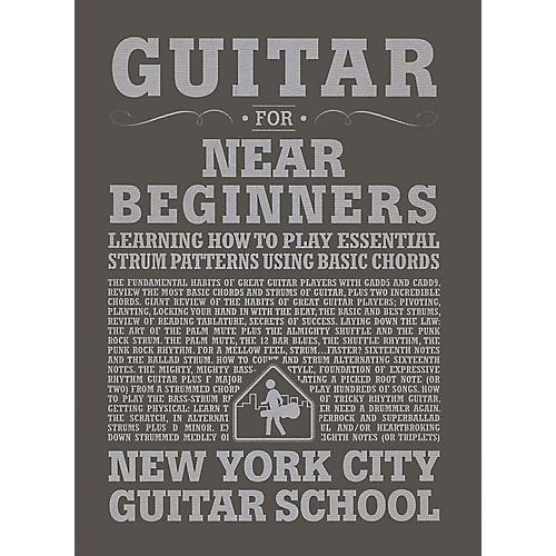 Carl Fischer Guitar for Near Beginners (Book) New York City Guitar School thumbnail
