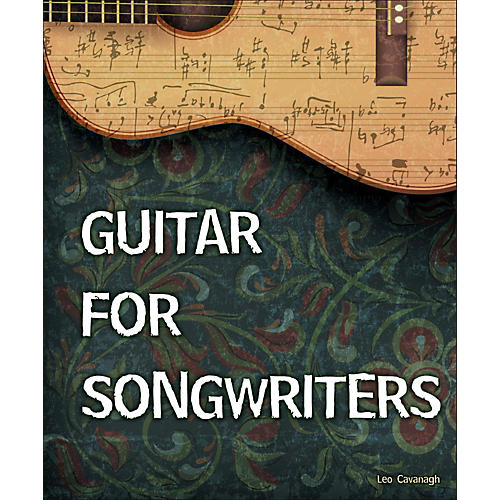 Cengage Learning Guitar for Songwriters-thumbnail