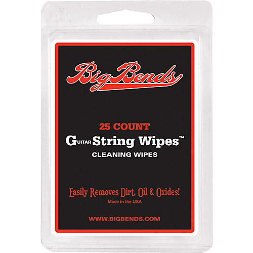 Big Bends Guitar string wipes-thumbnail