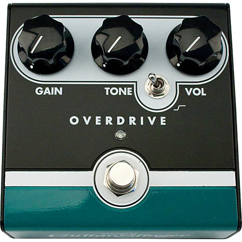Jet City Amplification GuitarSlinger Overdrive Guitar Effects Pedal thumbnail