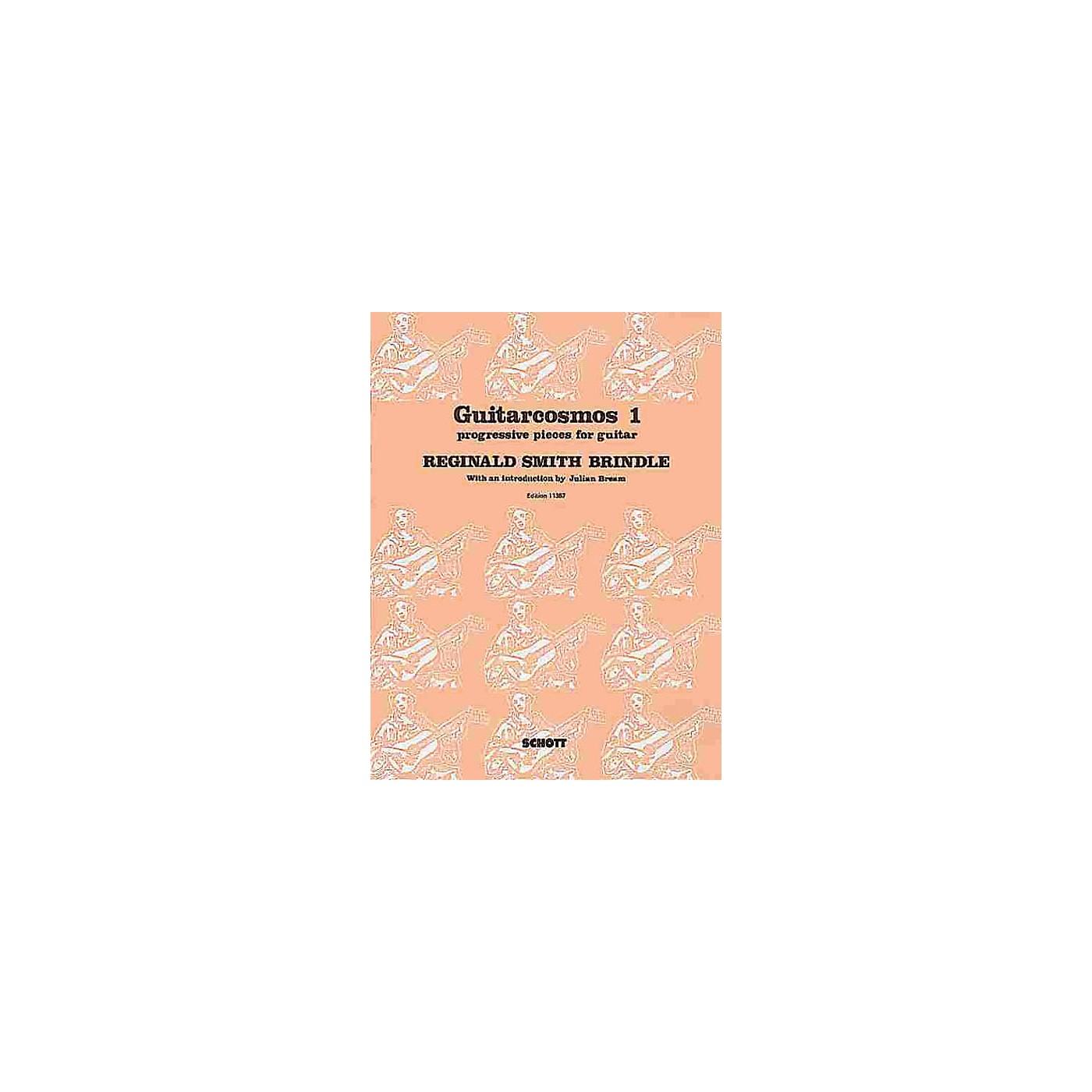 Schott Guitarcosmos - Volume 1 (Progressive Pieces) Schott Series thumbnail