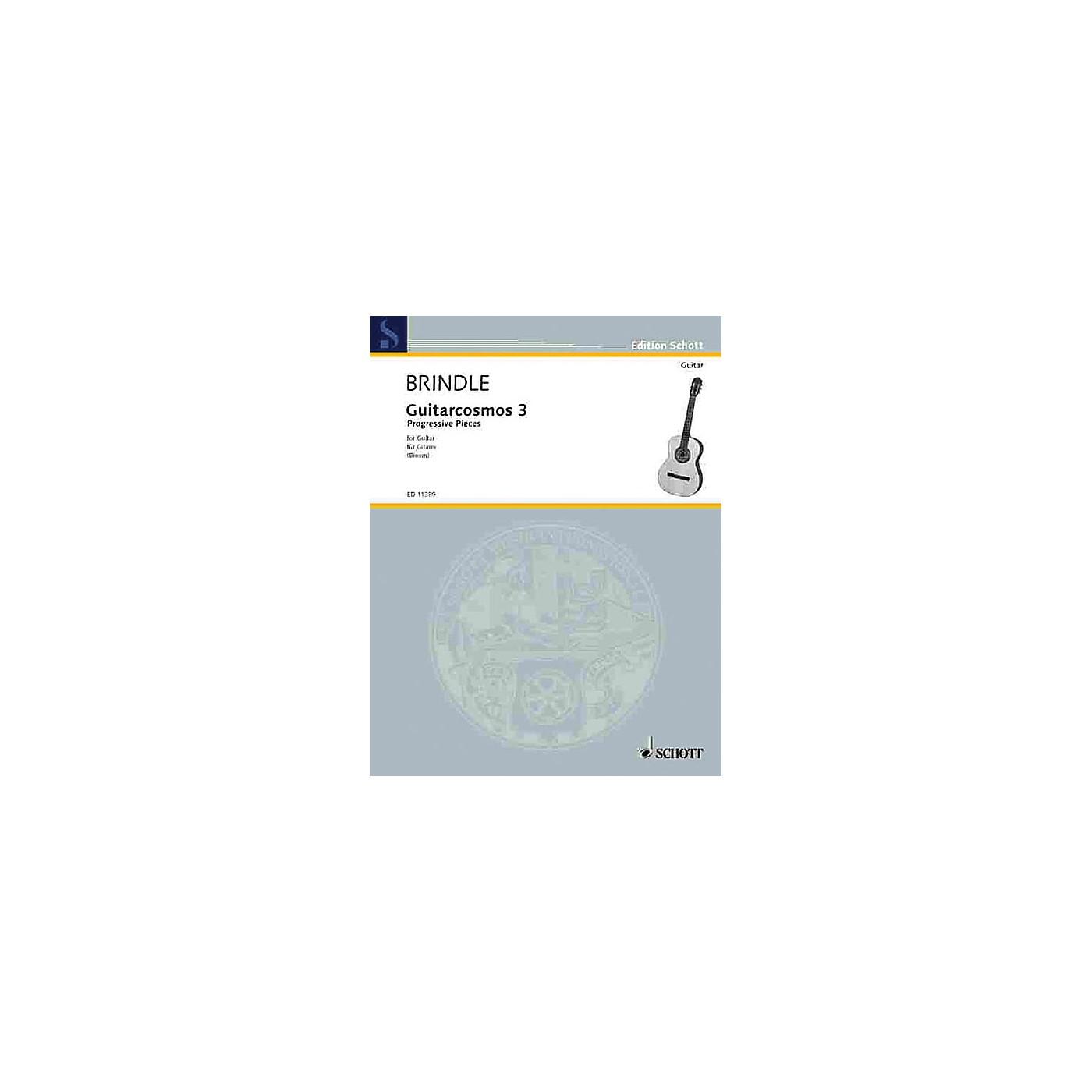 Schott Guitarcosmos - Volume 3 (Progressive Pieces) Schott Series thumbnail