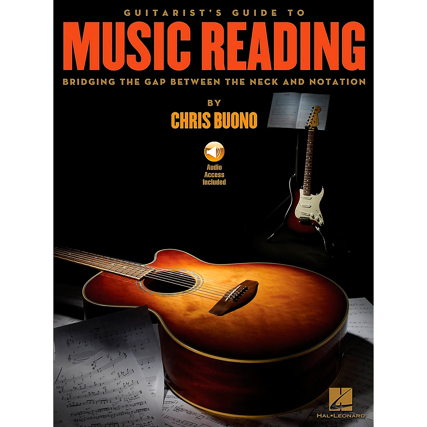 Hal Leonard Guitarist's Guide To Music Reading Book/DVD-ROM thumbnail