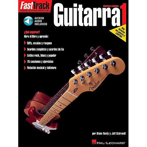 Hal Leonard Guitarra - Book 1 (Book/CD) thumbnail