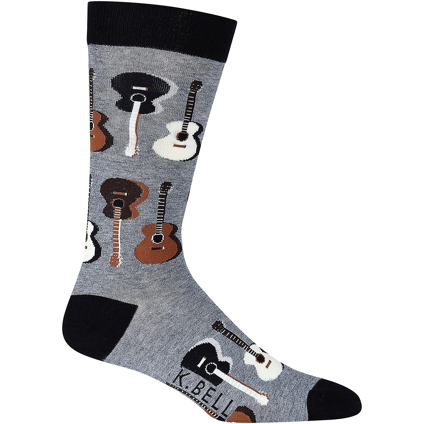 K. Bell Guitars Sock thumbnail