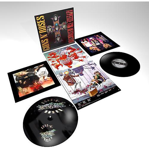 Universal Music Group Guns N Roses - Appetite For Destruction thumbnail