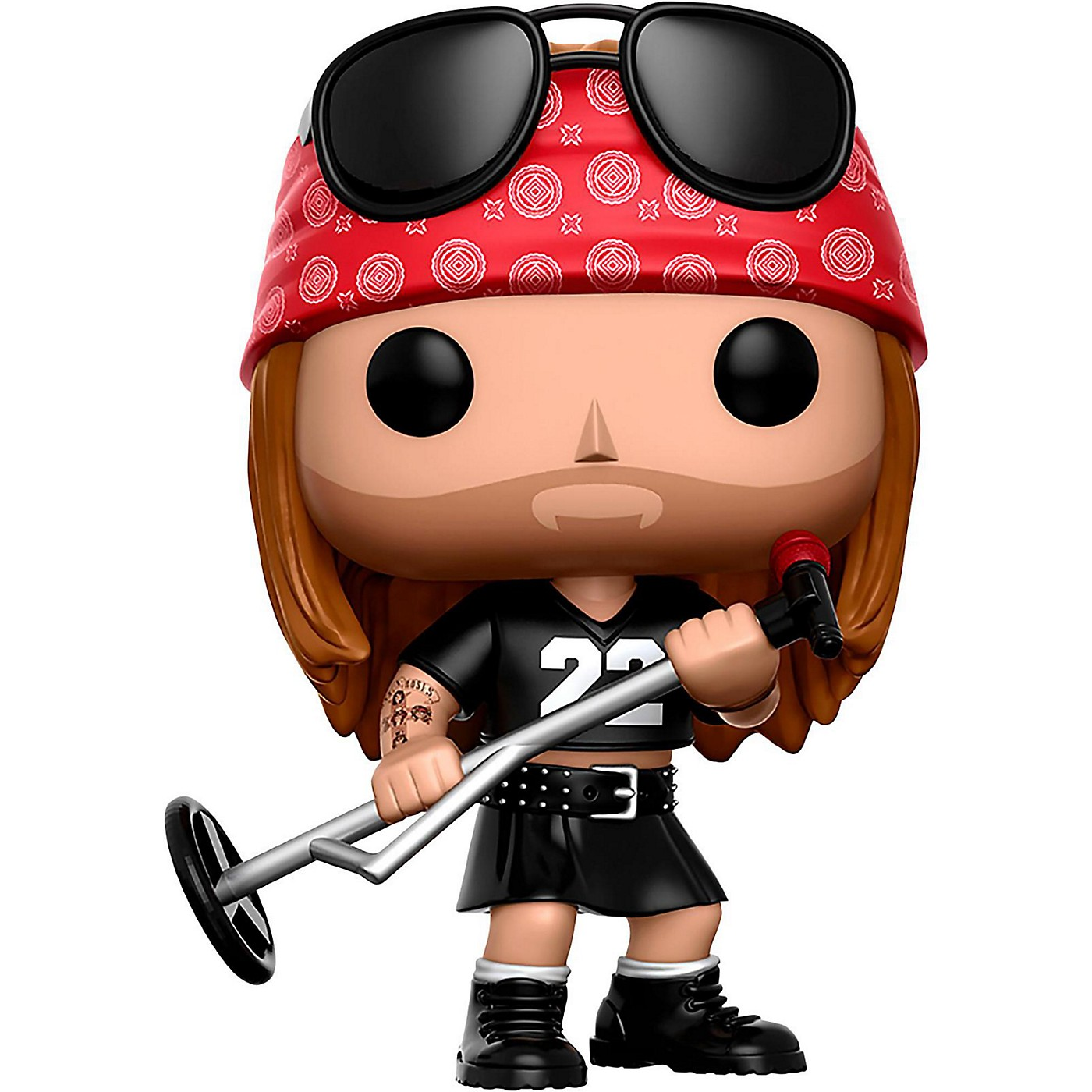 Funko Guns N' Roses Axl Rose Pop! Vinyl Figure thumbnail