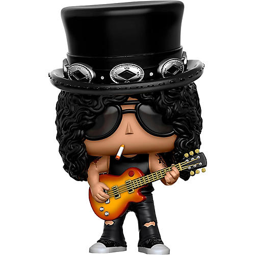 Funko Guns N' Roses Slash Pop! Vinyl Figure thumbnail