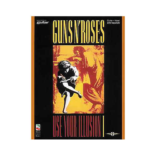 Cherry Lane Guns N' Roses Use Your Illusion 1 Guitar Tab Songbook thumbnail