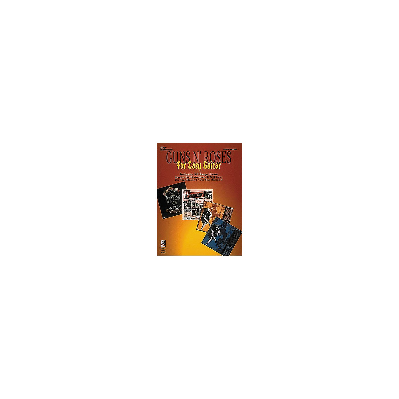Cherry Lane Guns N' Roses for Easy Guitar Tab Songbook thumbnail