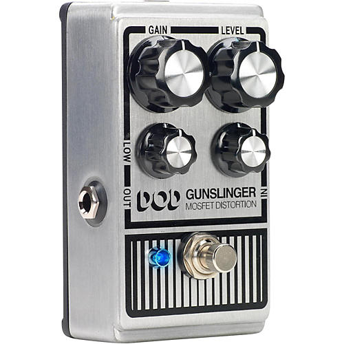 DOD Gunslinger Mosfet Distortion Guitar Effects Pedal thumbnail