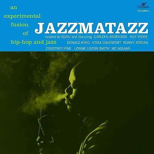 Alliance Guru - Jazzmatazz Volume 1 thumbnail