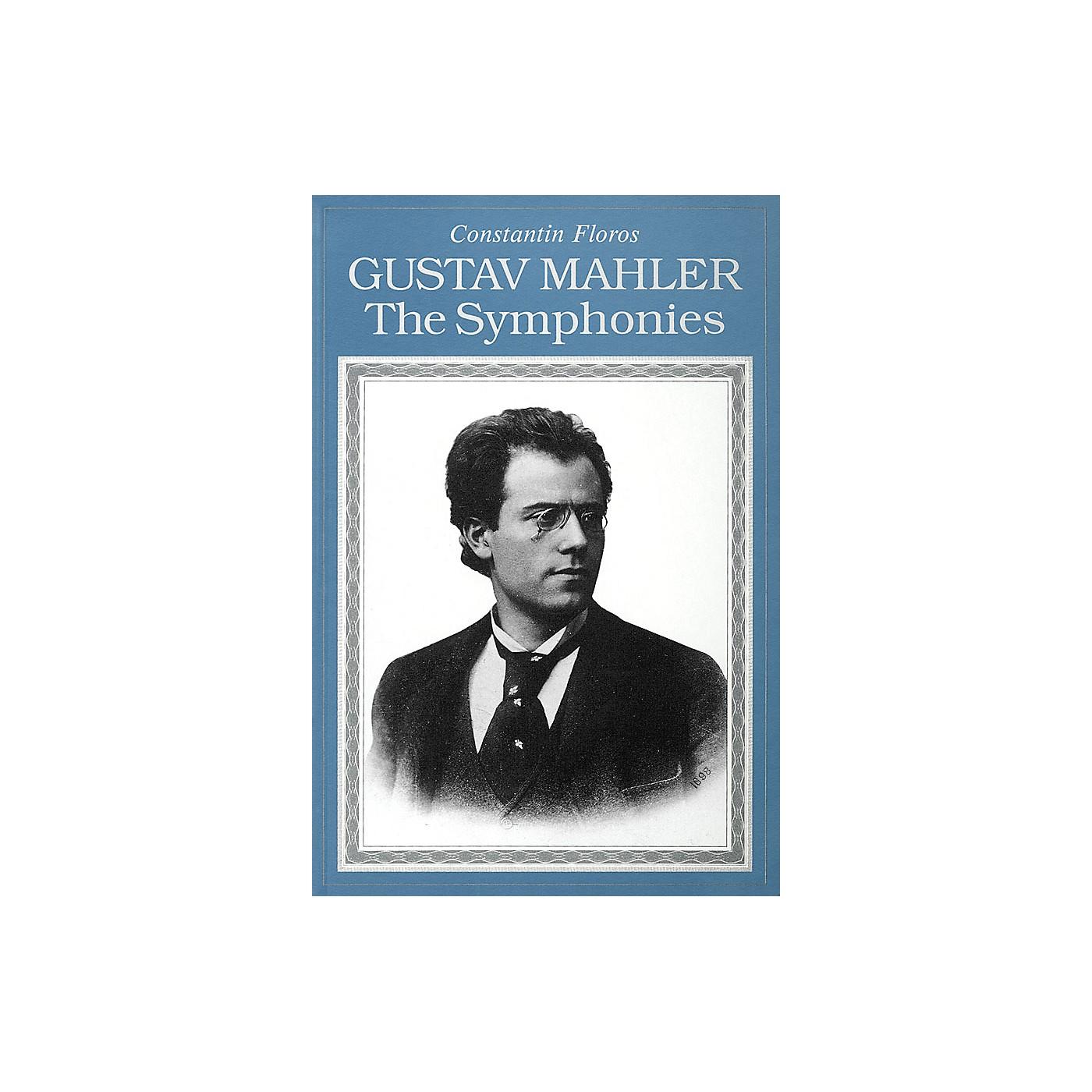 Amadeus Press Gustav Mahler (The Symphonies Paperback) Amadeus Series Softcover Written by Constantin Floros thumbnail